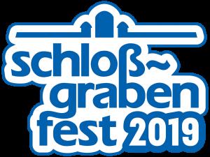 Schlossgrabenfest 2019 Logo