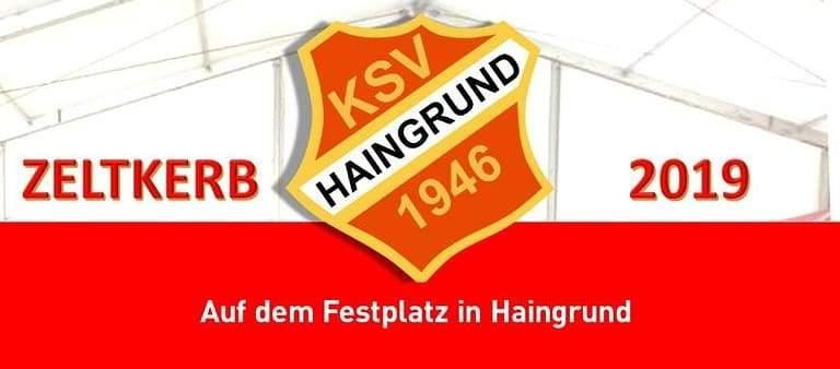 ZeltKerb Haingrund 2019