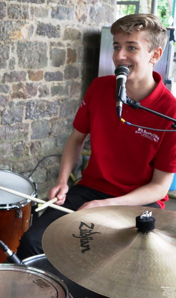 Finn Schlagzeug