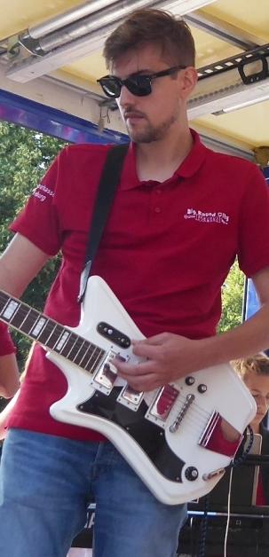 Justus Gitarre
