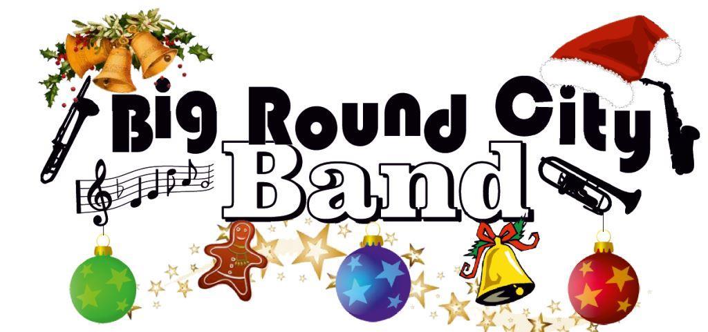 BigRoundCityBand Logo Weihnachten